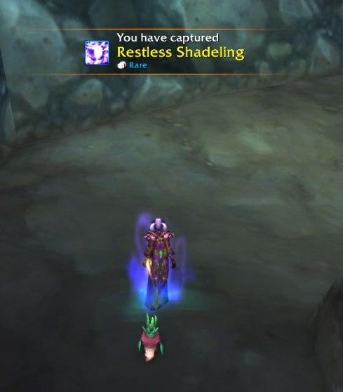 Restless Shadeling